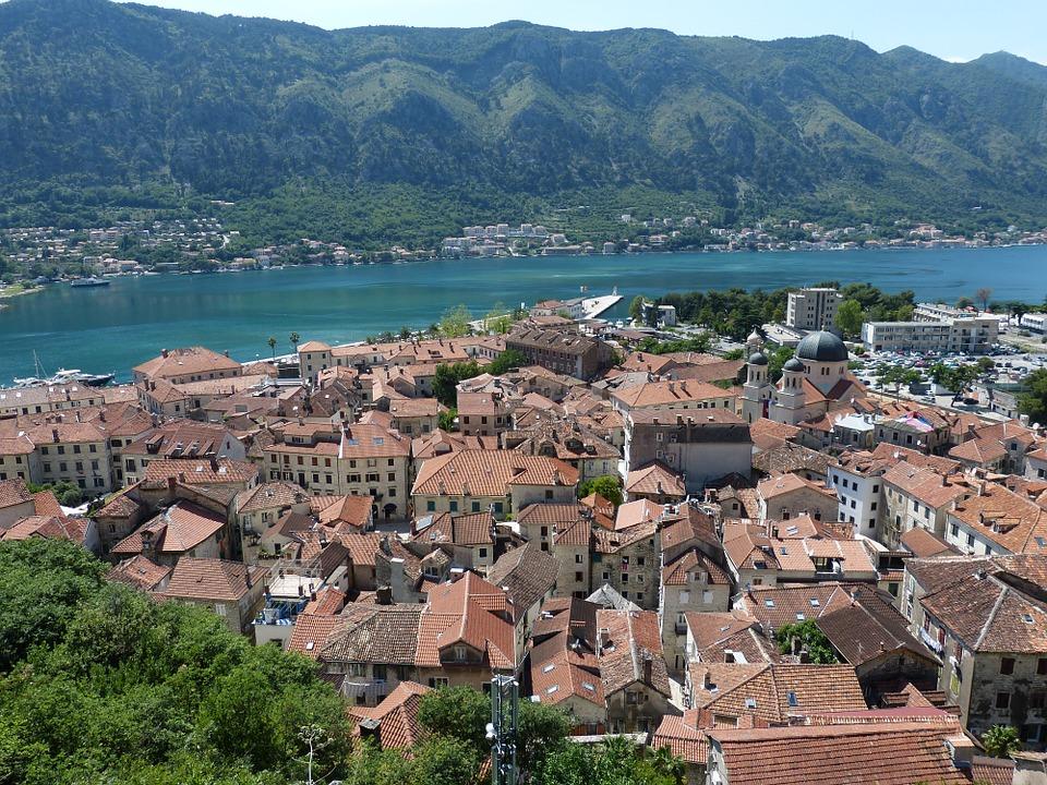 Montenegro, Kotor an Old Town